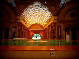 Belo Interior das Galerias Pacífico, Buenos Aires