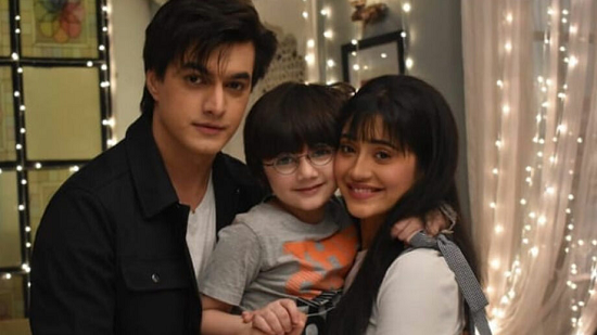 WOW! Shivangi Joshi shares a perfect family picture of Kartik, Naira and Kairav
