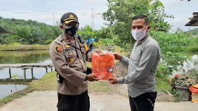 Jalin Kemitraan, Polres Kampar Gelar Silaturahmi dengan Insan Pers