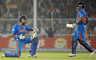 India vs Pakistan 2nd T20I 2012 Highlights