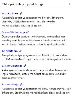 tutorial daftar akun steemitnow