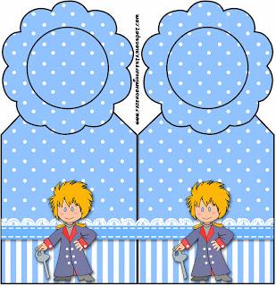 Pequeno Principe Kit Completo Com Molduras Para Convites