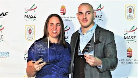Atlétika: Márton Anita és Halász Bence is indul a Budapest Openen
