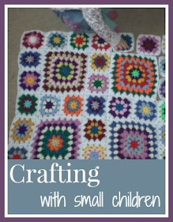 Tips for crafting with small children
