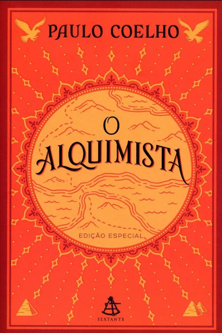 Resenha do Livro O Alquimista - Paulo Coelho ~ Livro LTDA