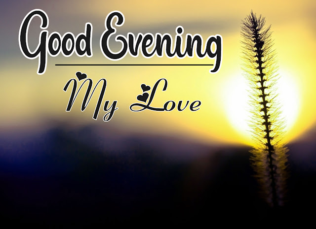 You Want To Download Good Evening Wishes