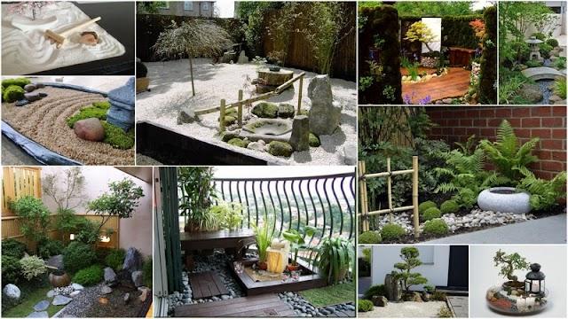 Ιαπωνικοί Κήποι