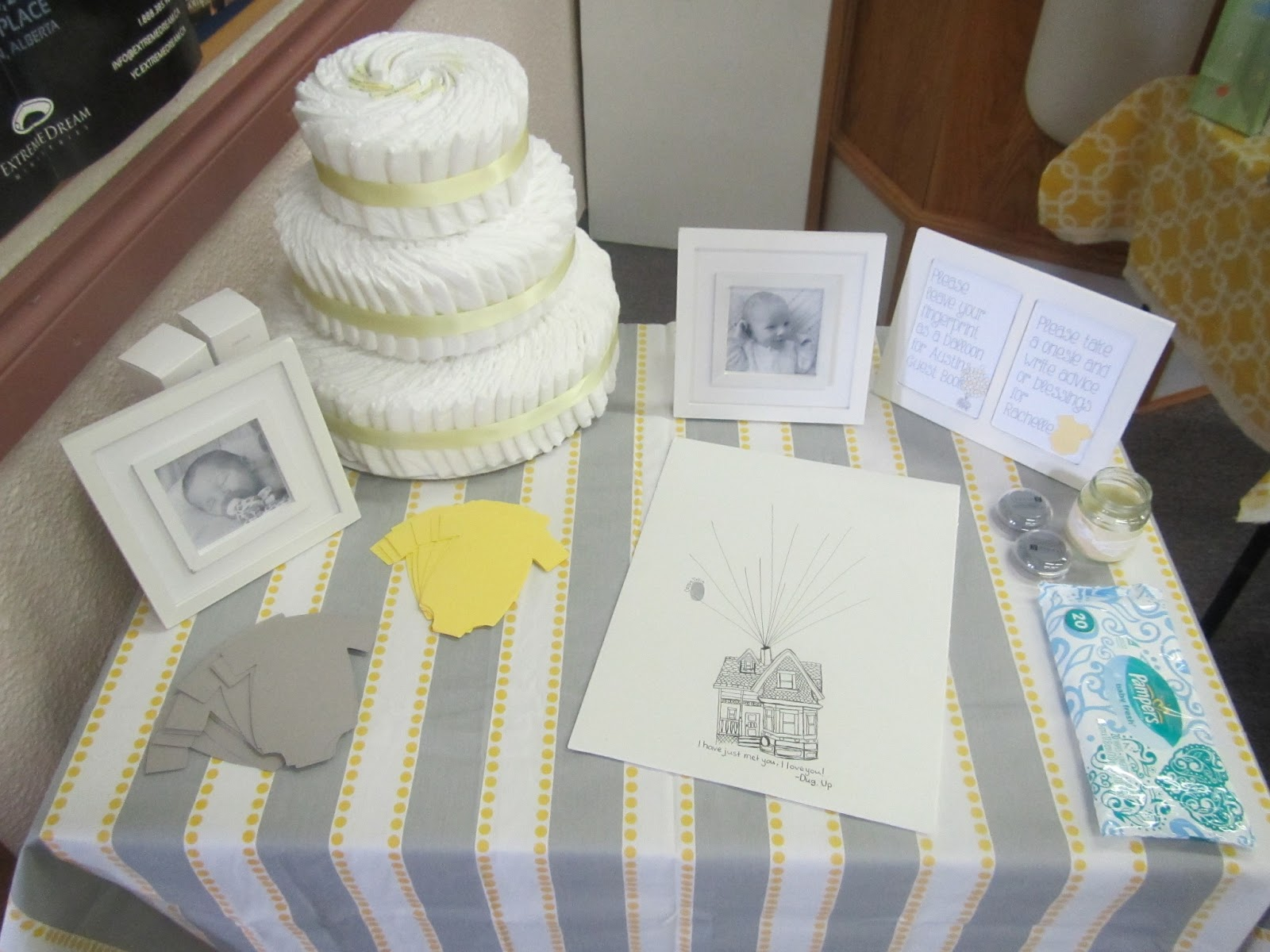 Hobby Mommy Creations Baby Shower Fun