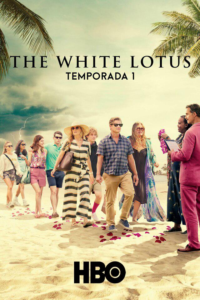 The White Lotus (2021) Primera Temporada HBO WEB-DL 1080p Latino