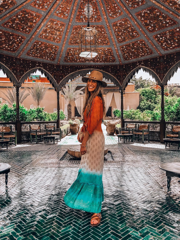 como vestir viaje a marrakech