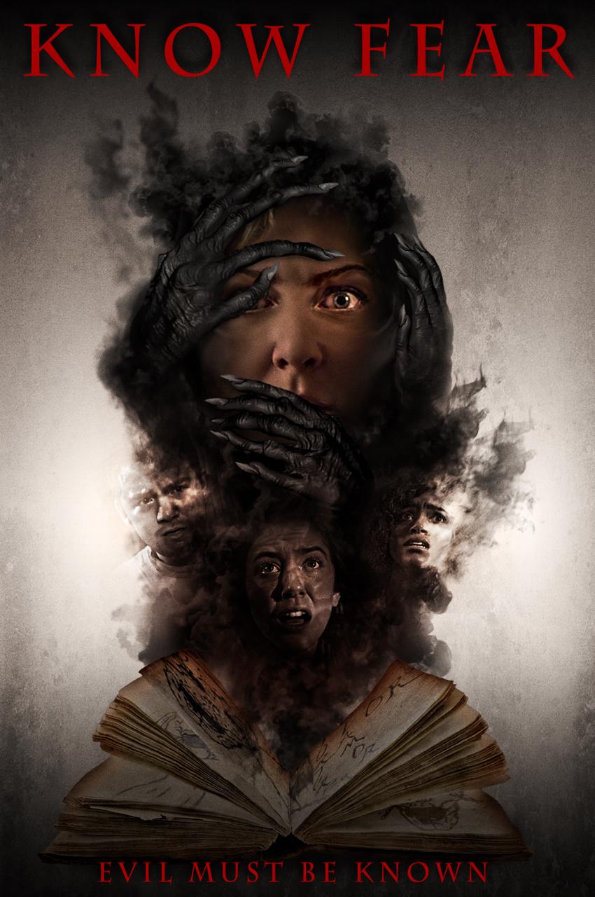 Know Fear 2021 USA Jamison M. LoCascio David Alan Basche Amy Carlson Mallory Bechtel  Horror