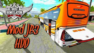 Mod JB3 HDD
