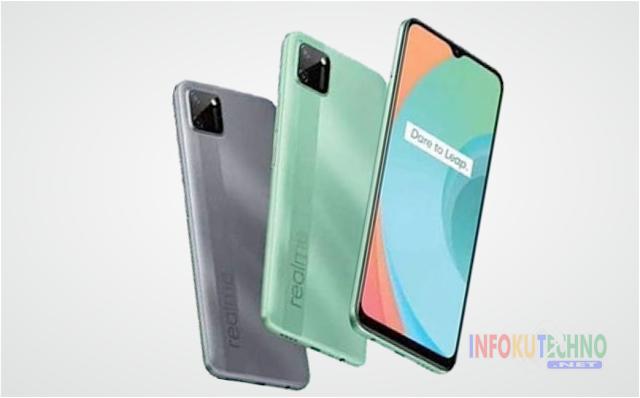 Realme C11 Full Spesifikasi & Harga Terbaru