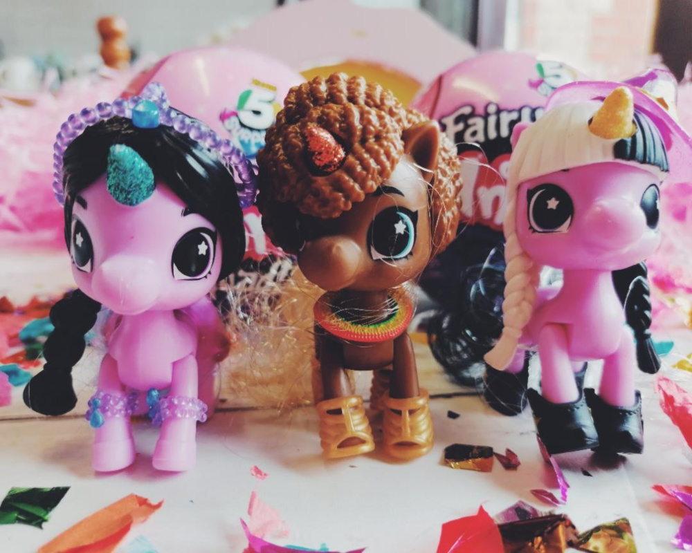 Zuru 5 Surprise Fairy Unicorn Squad Review