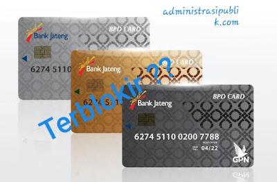 Cara Buka Blokir Kartu ATM Bank Jawa tengah Tanpa ke Bank
