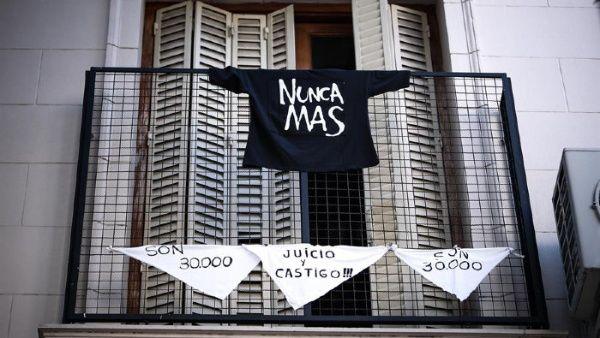 Argentina conmemora 24M exigiendo justicia para desaparecidos