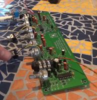 Tesseract Guitar Practice Amp PCB