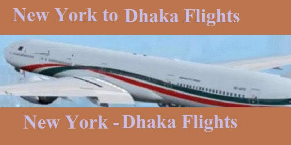 New York to Dhaka Cheap Flights Info