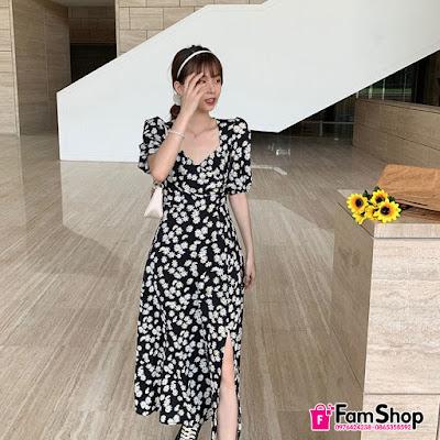 shop ban vay maxi gia re tai Ha Dong