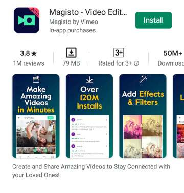 free android apps for video editing