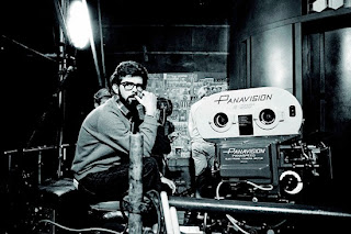 George Lucas in 1977