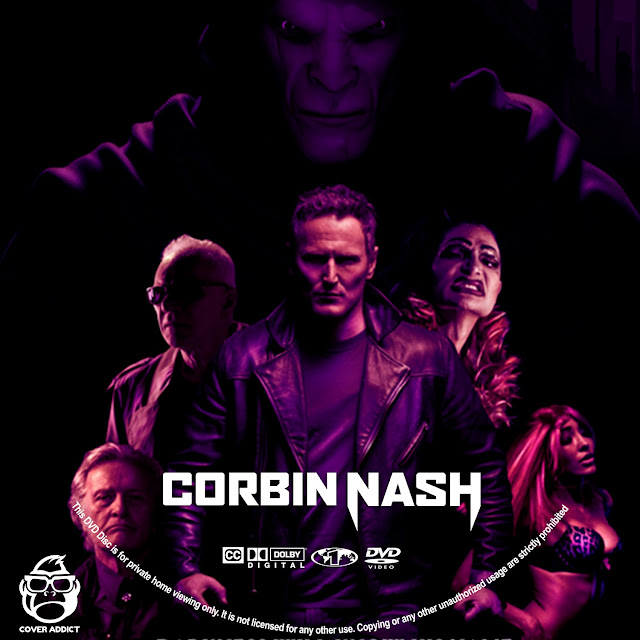 Corbin Nash DVD Label