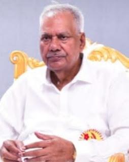 लल्लन तिवारी के बड़े भाई एड. मंगला प्रसाद तिवारी का निधन  | #NayaSaberaNetwork