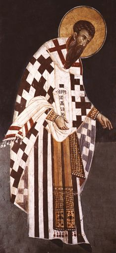 Saint Vasilios  Bishop of Caesarea