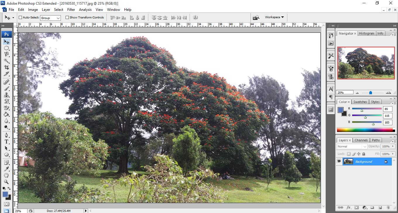 Mengedit Gambar Menjadi Hd Membuat Gambar Menjadi Hd Menggunakan Photoshop
