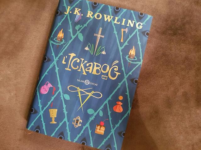 L'Ickabog il nuovo libro di J.K. Rowling