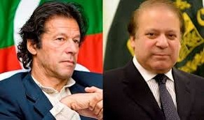 mran Khan and Nawaz Sharif