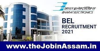 BEL India Recruitment 2021: