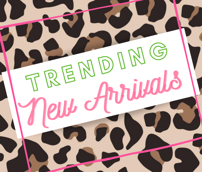 Trending New Arrivals on Marleylilly.com