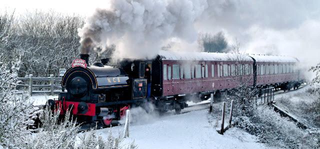 Chasewater Railway - To Become Mum