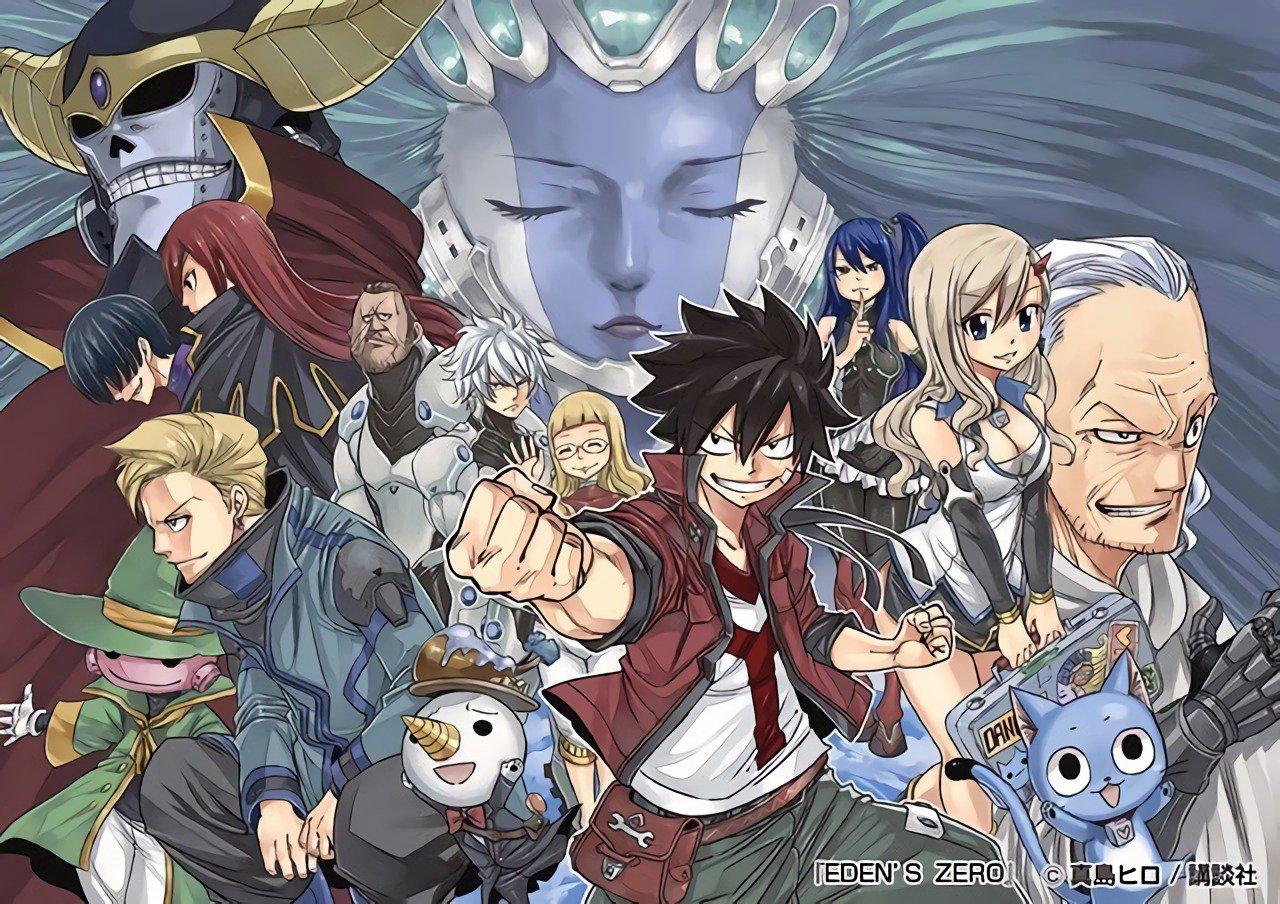 Hiro Mashima, autor de Fairy Tail, anuncia seu novo mangá