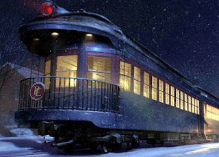 top sepuluh film kereta api the polar express