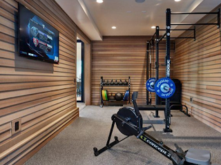 residential or home interior design and decor, gym interior experts