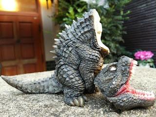 Legendary Godzilla 2014 resin kit Shinzen Zokei KAIJU JAPAN