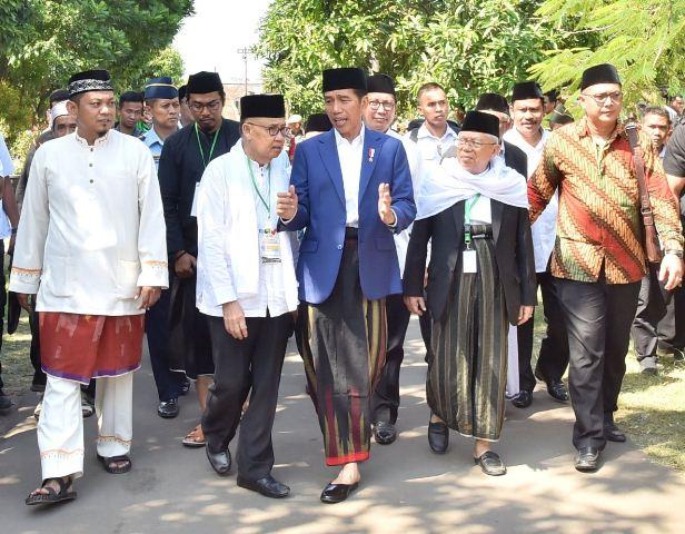 Pemuda Aswaja: Jokowi-KH Ma'ruf Kalah, Bahaya Bagi Warga NU