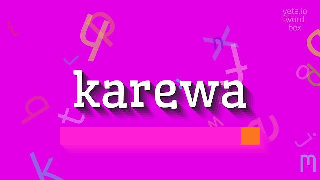What is karewas? Formation of karewas