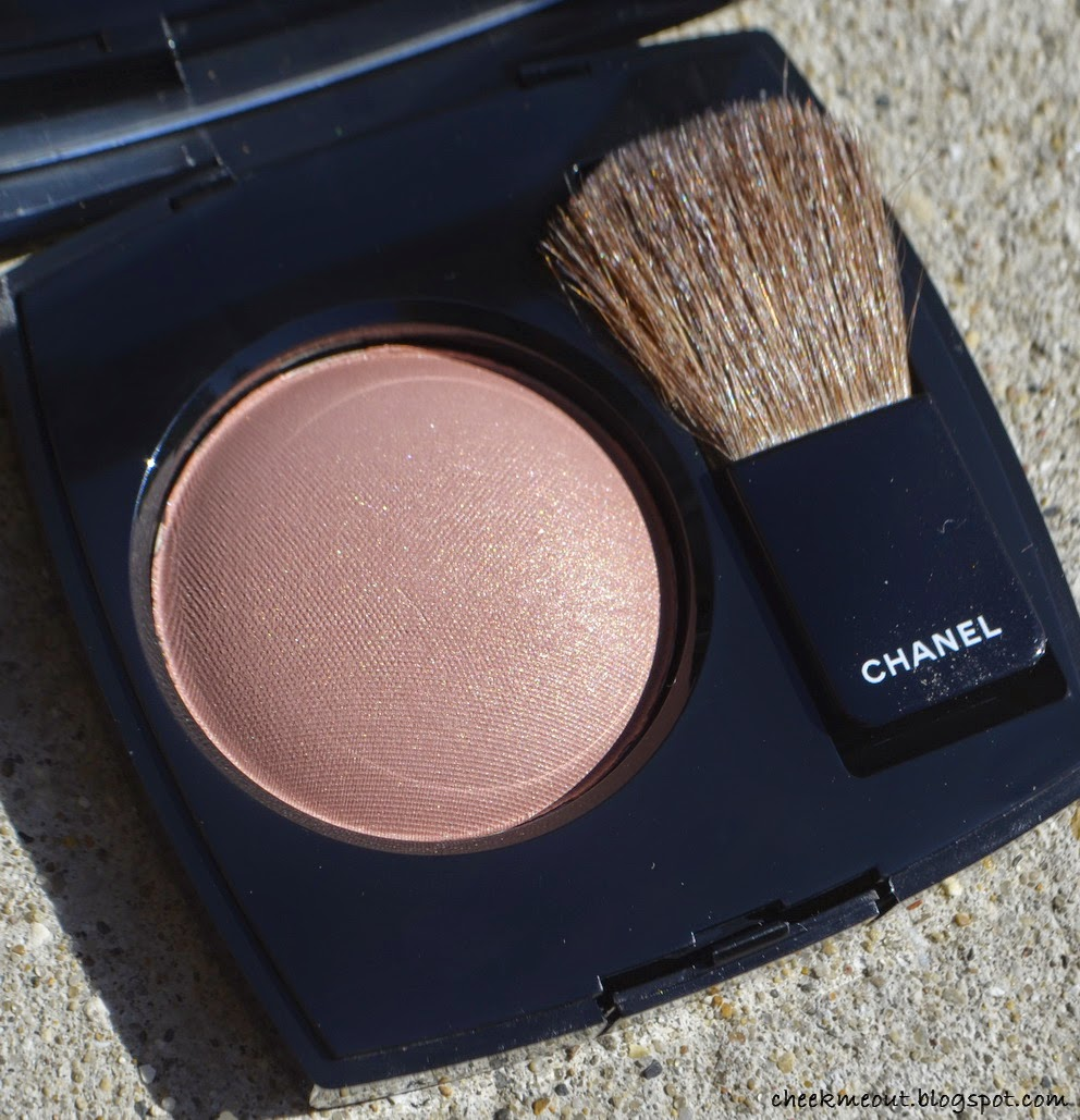 Chanel Powder Accent Blush Review
