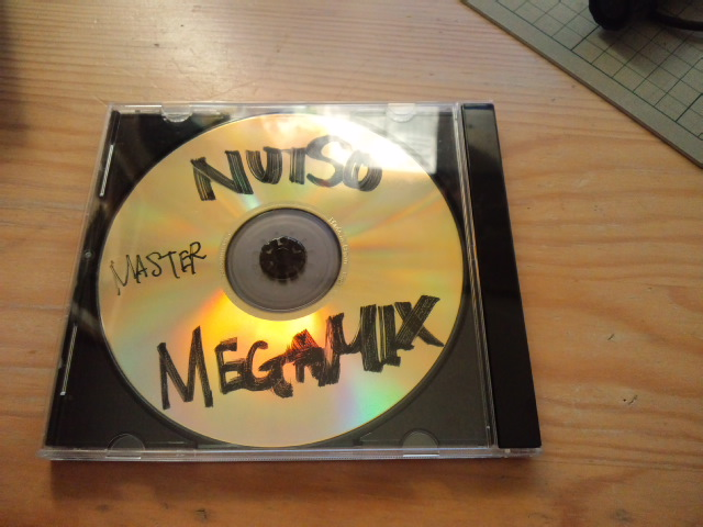 NUTSO MEGA MIX MASTER MIXED BY DJ YASU!!