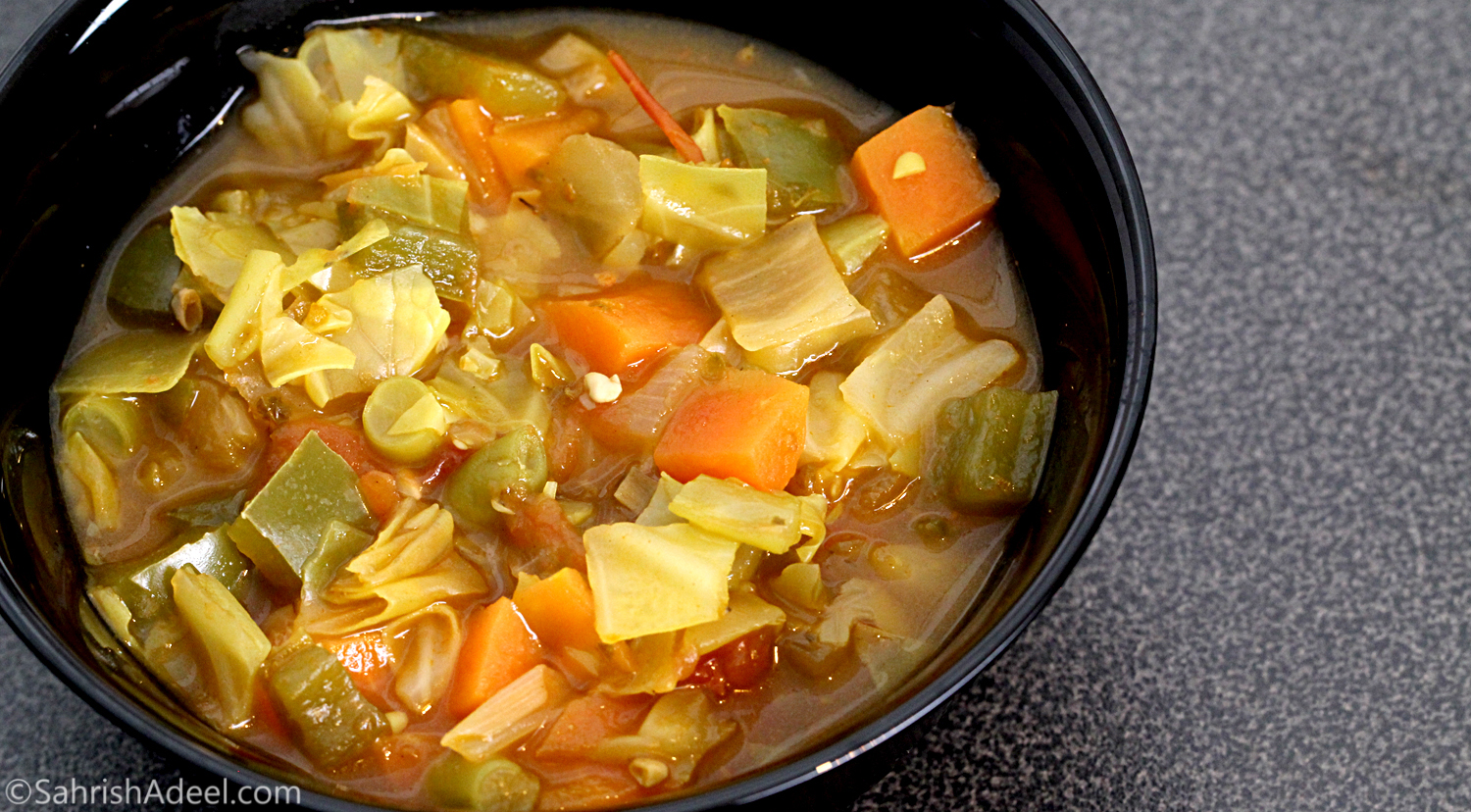 Cabbage Soup Recipe - One That Is Really Yummy - Cabbage Soup Diet