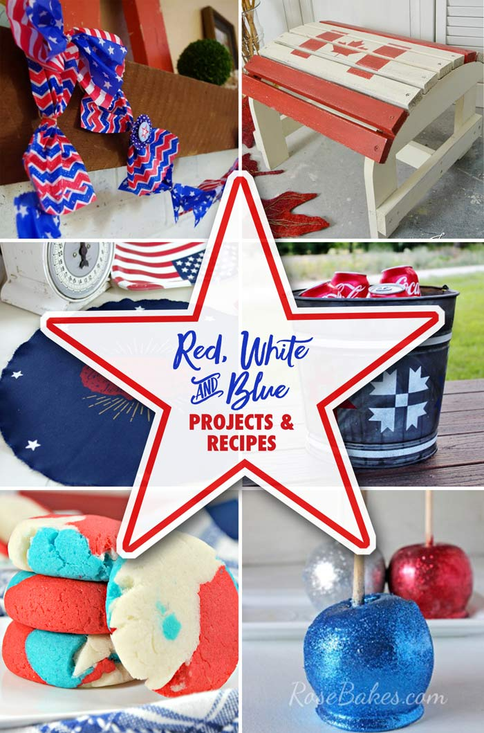 Patriotic Ideas for Your Holiday