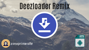 Deezloader Remix v.2.4.0 APK + Token Música en Alta Calidad + Caratula