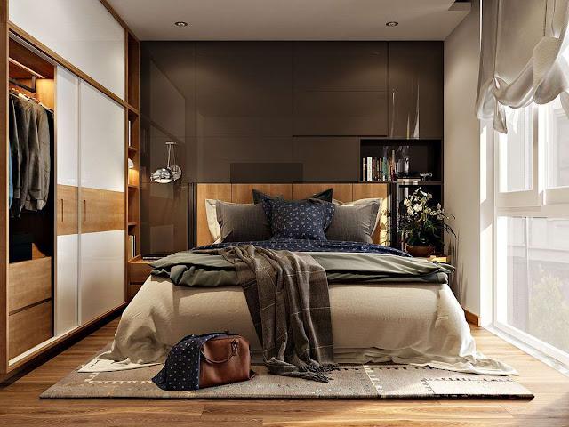 Phòng ngủ nhà cấp 4_6