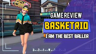 Basketrio mobile game