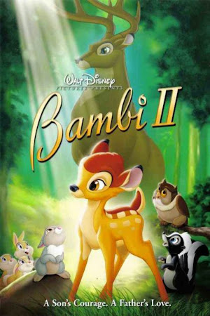 Poster Of Bambi 2 In Dual Audio Hindi English 300MB Compressed Small Size Pc Movie Free Download Only At worldfree4u.com
