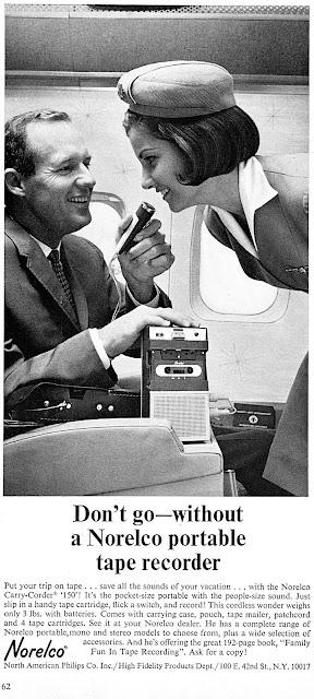 Norelco Tape Recorder