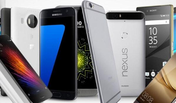 5 Smartphone Canggih 2017 Harga Menengah Paling Banyak Dicari Saat Ini